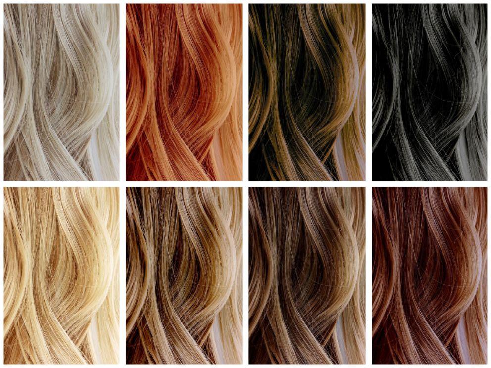 Più di 100 geni determinano il colore dei capelli Università Vita-Salute  San Raffaele