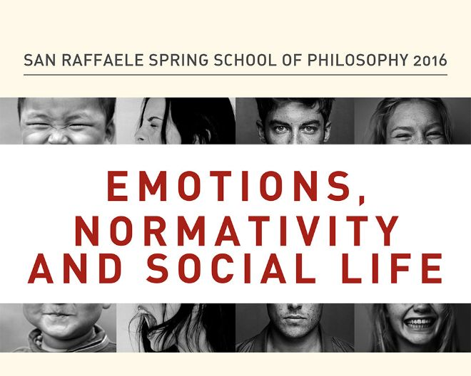 Emotions, Normality, and Social life