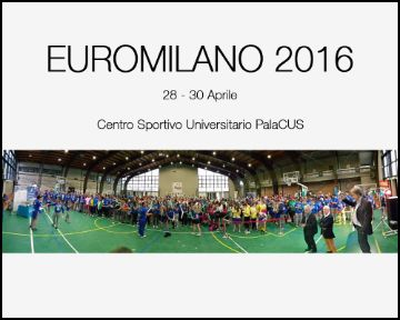 VOLLEY UniSR ad EUROMILANO 2016