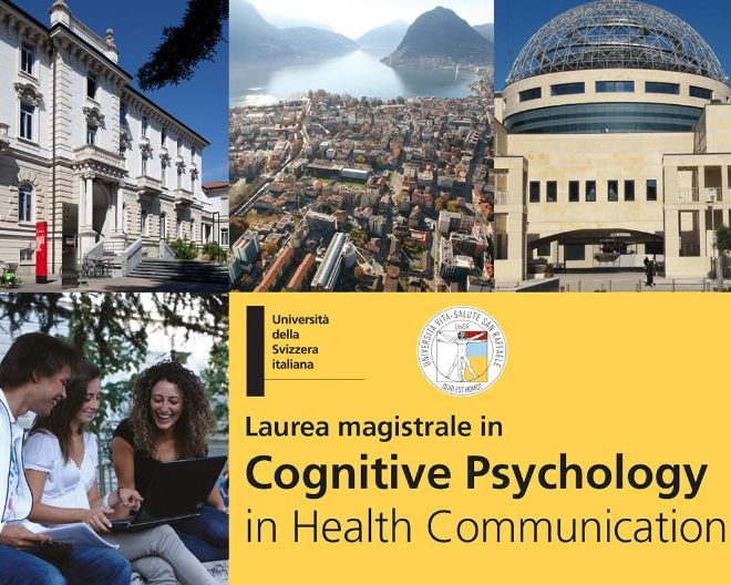 Laurea in Cognitive Psychology in Health Communication