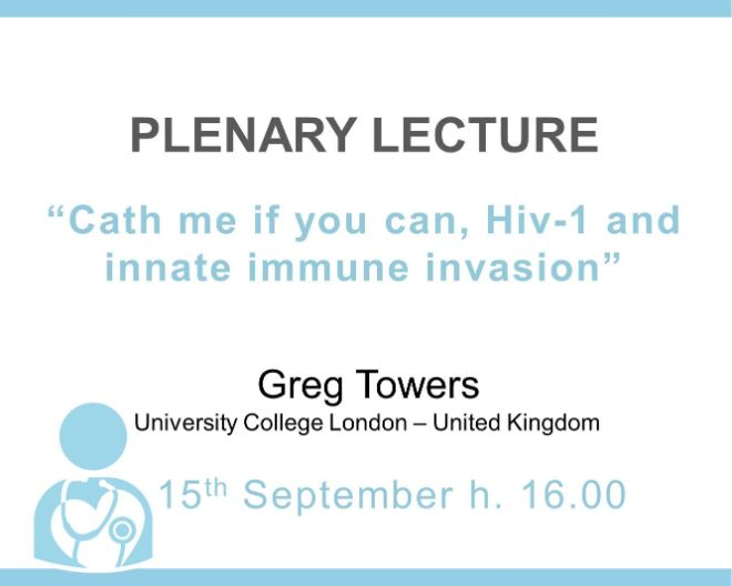 Plenary Lecture: Catch me if you can, HIV-1 and innate immune evasion