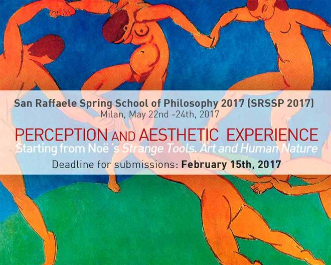 San Raffaele Spring School of Philosophy 2017 (SRSSP)