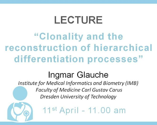 Lecture: Clonality and the reconstruction of hierarchical differentiation processes