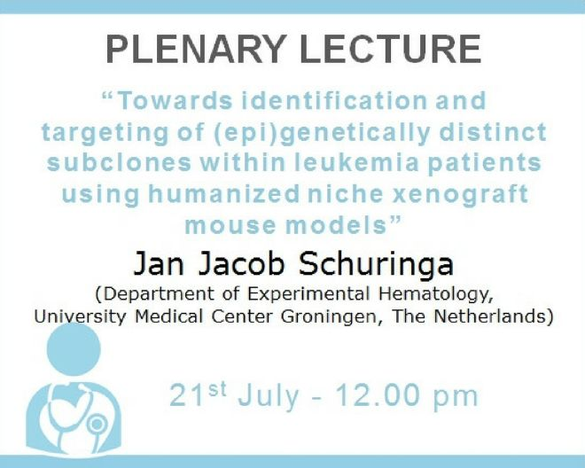 Plenary Lecture: Towards identification and targeting of (epi)genetically distinct subclones within leukemia patients using humanized niche xenograft mouse models