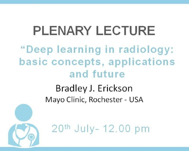 Plenary Lecture:  Deep learning in radiology: basic concepts, applications and the future