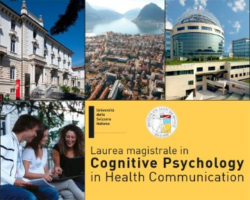 Cognitive Psychology in Health Communication: iscrizioni chiuse