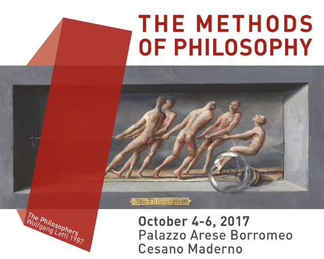The Methods of Philosophy a Palazzo Arese Borromeo