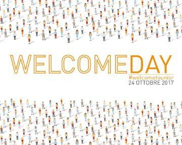 October 24th : WelcomeDay 2017 !