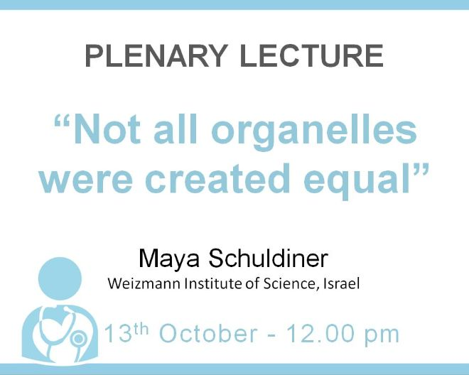 "Plenary Lecture: ""Not all organelles were created equal"" della"