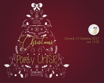 Christmas Party UniSR