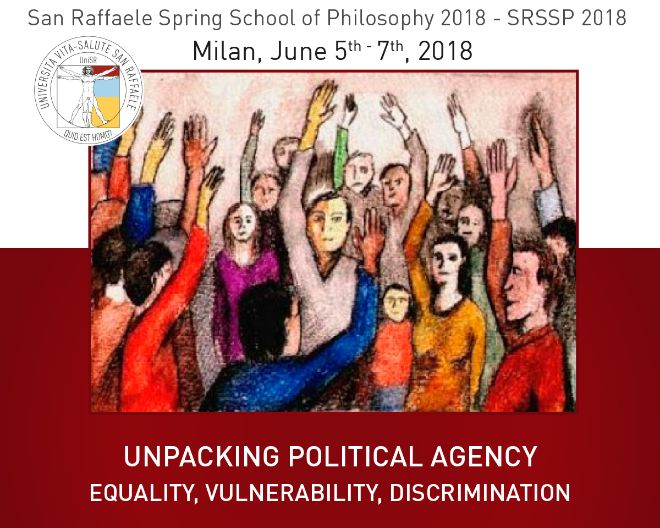 San Raffaele Spring School of Philosophy 2018