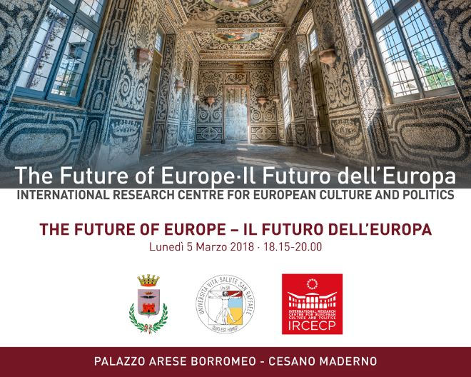 The Future of Europe · Il Futuro dell'Europa – Tavola Rotonda