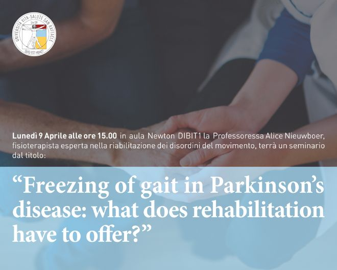 Freezing of gait in Parkinson's disease: what does rehabilitation have to offer?