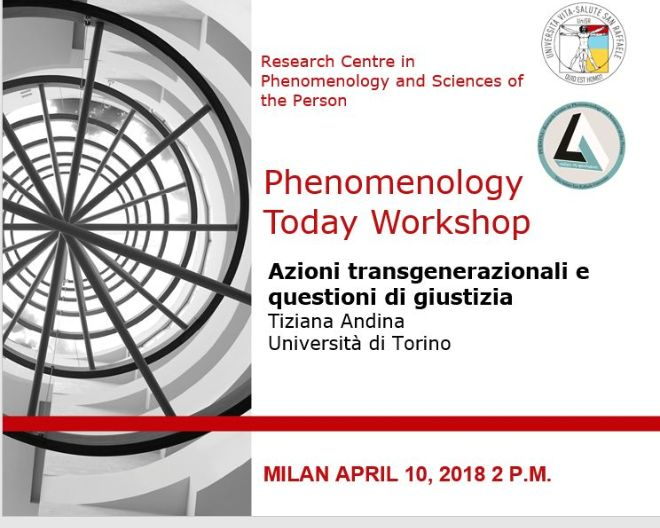 Phenomenology Today : Ontologia fenomenologica del qualitativo