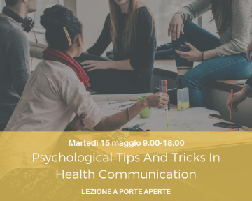 Psychological Tips And Tricks In Health Communication