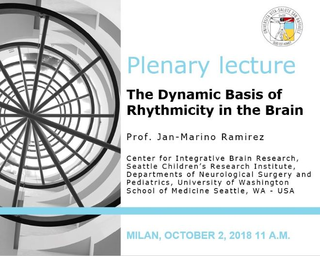 "Plenary Lecture: ""The Dynamic Basis of Rhythmicity in the Brain"""