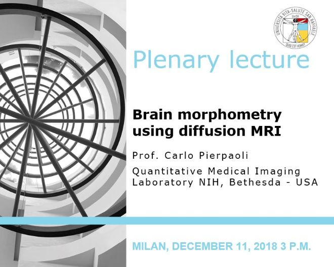 "Plenary Lecture: ""Brain morphometry using diffusion MRI"""