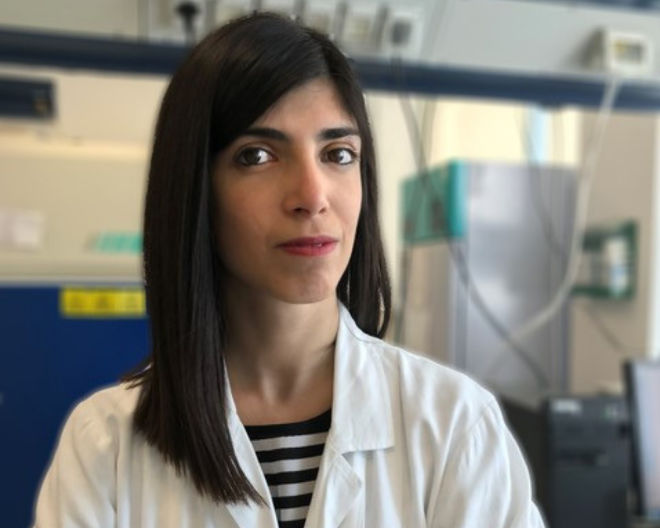 Dr. Elena Criscuolo is the best young virologist in Italy