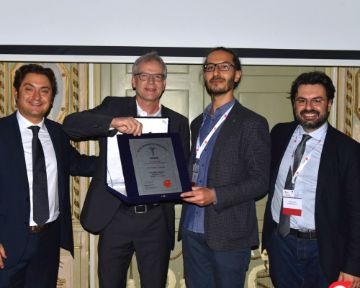 "Filippo Consolo vince il premio per il ""paper più innovativo 2019"" della International Society of Mechanical Circulatory Support"