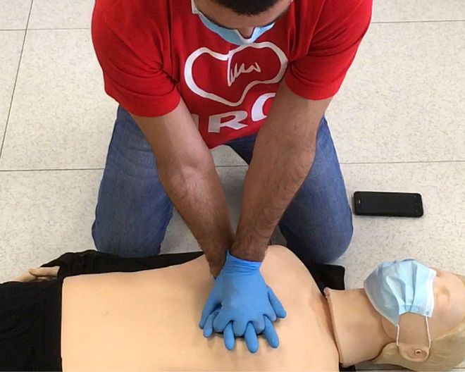 Cardiac arrest and cardiopulmonary resuscitation during Covid-19 pandemic